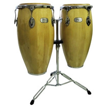 Pele Animal C/tripé Ny Percussion Par De Congas