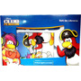 Set De Librería C/anotador Club Penguin -minijuegosnet