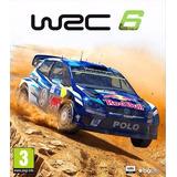Wrc 6 Fia World Rally Championship Juego Pc Steam Original