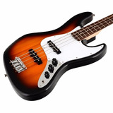 Bajo Eléctrico Squier By Fender Affinity Jazz Bass