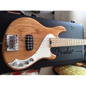 Fender Deluxe Dimension 5 Ano 2013 Americano C/case Original
