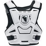 Colete Thor Sentinel Branco Trilha Motocross Piloto Cross Mx