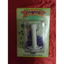 Eyector Plástico Para Porcelana Fría Y Para Repostería