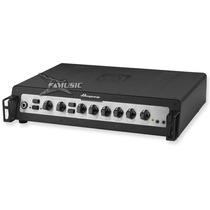 Amplificador P/ Bajo Ampeg Pf500e Cabezal 500 Watts Eq Envio