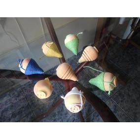 Pião Madeira Brinquedo Cordão Fieira Preço Atacado 4,00