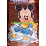 Mickey Bebe Stickers Cotilon Souvenirs 35cm Decoracion