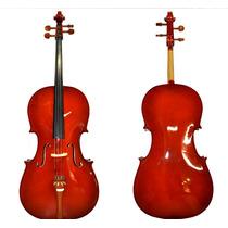 Violoncelo Brescia Girolamo Virchi 4/4 Com Capafrete Gratis