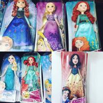 Muñeca Princesa De Disney Original Hasbro
