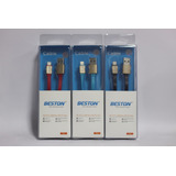 Cable Iphone Plano W 121 Beston Celulares Aifon