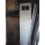 4 Puertas De Garage Sin Marco (cedro)
