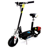 Scooter Motorizado Patinete Machine Motors 35cc 4t Preto
