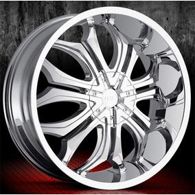 Rines 22 5/139 Dodge Ram Durango Negociables Cromados