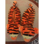 Pantuflas Peluche Tiger Winnie The Pooh Talla 8-10 Original