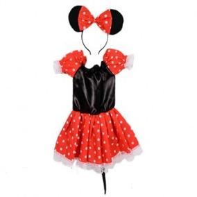Disfraz De Minnie P/beba O Niña Para Bb
