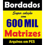600.000 Itens Matrizes Bordados Pes Brother Download