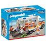 Playmobil 5541 Ambulancia Con Sirena