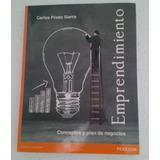 Libro Emprendimiento, Conceptos Y Plan De Negocios