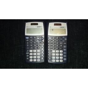 Calculadora Texas Instruments Ti 30 X
