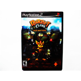 Ratchet Clank Size Matters Nuevo Ps2 - Playstation 2