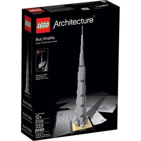 Lego Arquitectura 21031 Burj Khalifa