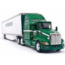 1:53 Tracto Camion Kenworth T660 Tonkin Caja Seca Aerodinami