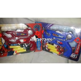 Lanza Dardos Avenger Spiderman Star Wars Modatoys