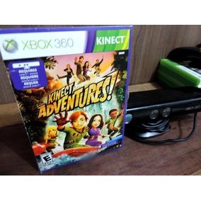 Kinect + Jogo Original - Xbox 360 - Original