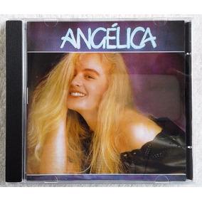 Cd Angélica 1988 - Colecionador Trilhas & Afins