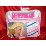 Morral Mochila Barbie Escolar Escuela Colonia Club Jardin