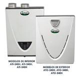 Calentador De Agua A.o. Smith De Alta Eficiencia Interior