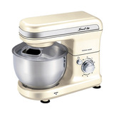 Batidora Kitchen Assist 600w Profesional Smart-tek 4lt Acero
