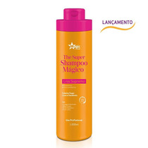Magic Color The Super Shampoo Mágico Liso Supremo 1000ml