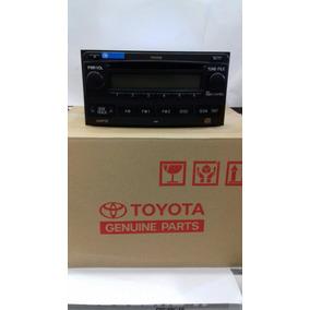 Rádio Toyota Original Corola E Etios