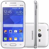 Smartphone Samsung G316m Galaxy Ace 4 Duos Branco I Novo