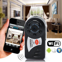 Mini Camara Espia P2p Wifi. Visión Nocturna. Digital Video.