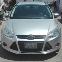 Ford Focus 4p Trend L4 2.0 Aut Unico Dueño Exclente Estado