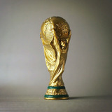 Miniatura Kodoto Taça Copa Do Mundo 7cm World Cup