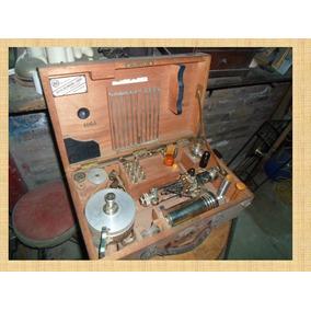 Antiguo Medidor De Diagramas De Motor.