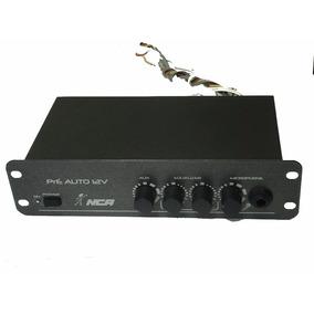 Som Profissional Pré Amplificador Ll Audio Nca Pré Auto 12v