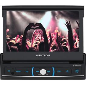Stereo Auto Pst Positron Sp6520 Bluetooth Usb Tv Mp3
