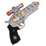 Pistolon Con Luces Sonido Y Vibracion Ploppy 368328