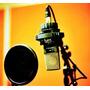 Gravação Comerciais/spots/vinhetas/chamadas Tv/rádio/volante