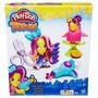 Massinha Play-doh Town - Cabelereira E Papagaio - Hasbro
