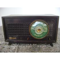 Rádio Am Valvulado Standard Electric