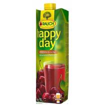 Suco Happy Day - Cherry - Cereja (1l) - Importado Áustria