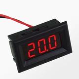 Voltimetro Panel Display Leds 0 A 30 Vdc