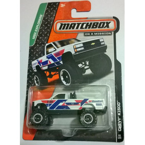 Matchbox Pick Up Chevy K1500 Camioneta Gm