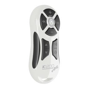 Controle Longa Distancia Jfa K1200 Branco Alcance 1200mts