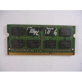 Memoria Ddr3 4gb Pc3 12800s 1600mhz Smart P/ Notebook Usada