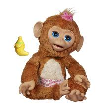 Cuddles My Giggly Monkey Mono Ana Banana Furreal